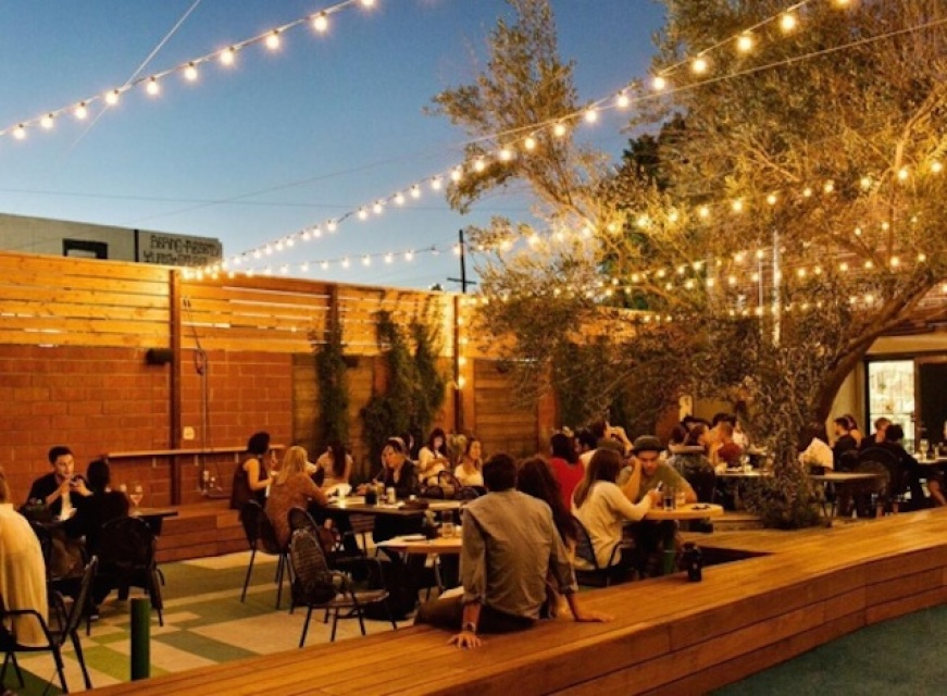 The 18 Best Bars For Outdoor Drinking In Los Angeles Laist