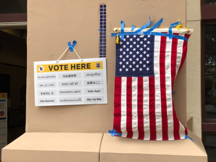2020 Primary A Few Technical Stumbles As La County Opens Doors To New Voting Centers Laist