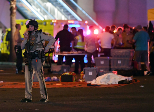 'How Crowded Does Santa Monica Beach Get.' Las Vegas Mass Shooter Researched Southern California Targets