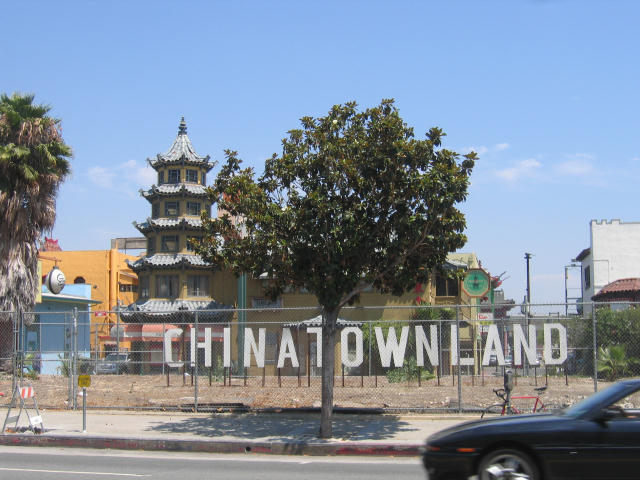 Welcome to Chinatownland, the happiest place west of the Yangtze