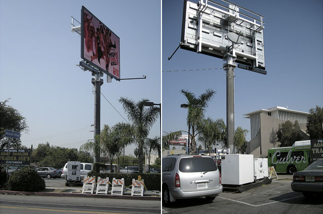 Digital Billboard in Los Angeles