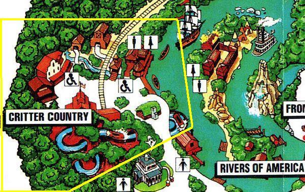 critter map