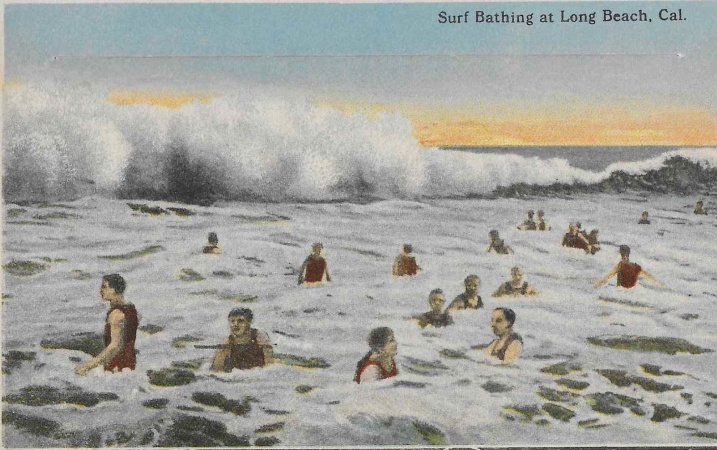 No One Says 'Surf's Up' In Long Beach Anymore, But The Waves Might Return