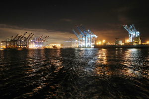 Coronavirus Is Hitting Port Of Los Angeles Truckers Hard -- Some Harder Than Others