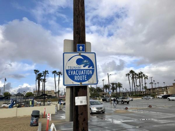 Preparing For A Tsunami, Just In Case