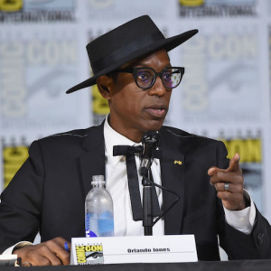 Photos: Orlando Jones, Who Got Ordained, Is Officiating Real Weddings At Comic-Con