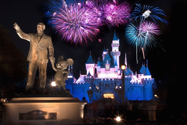 Disneyland Could Be Building Marvel- And 'Star Wars'-Themed Rides Soon