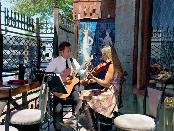 Where To Find LA's Best Musical Brunches