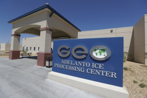 ACLU Sues ICE To Reduce Detainee Population At Adelanto Detention Center