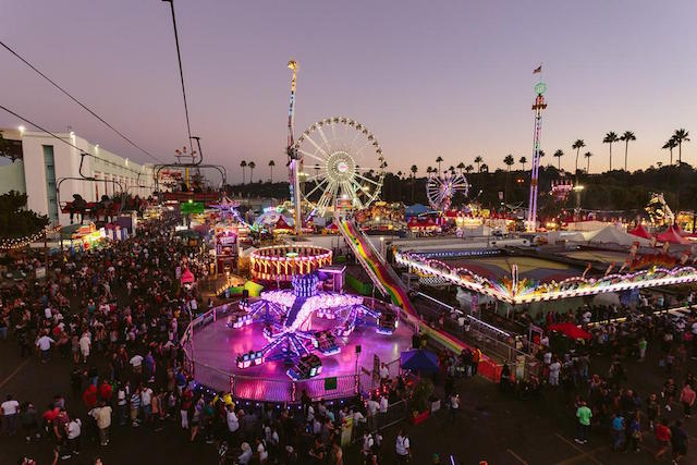 everything you need to know about the l a county fair laist