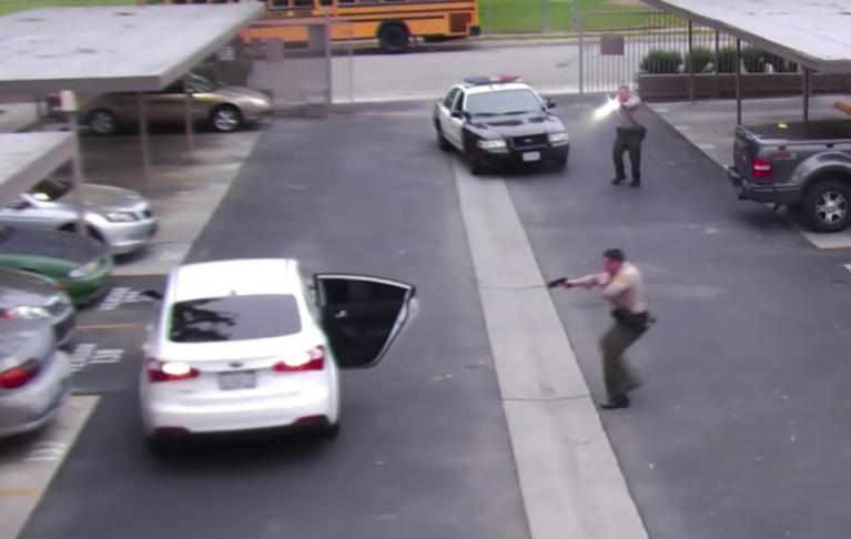 Ryan Twyman Was In A Moving Car When Deputies Killed Him