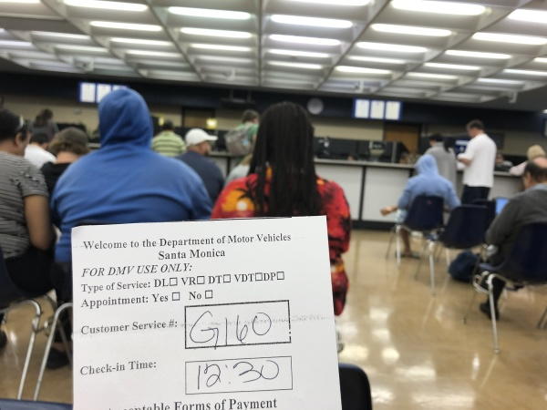 The DMV Says Wait Times Are Shorter, So I Tested It Out. It Crushed My Soul