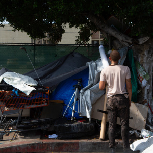 The City Wants Housing For The Homeless. A Nonprofit Wants To Keep Its Playground. Who Wins?