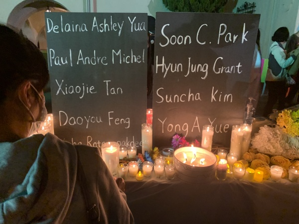A Tale Of Two Vigils: The San Gabriel Valley Responds to Atlanta Shootings