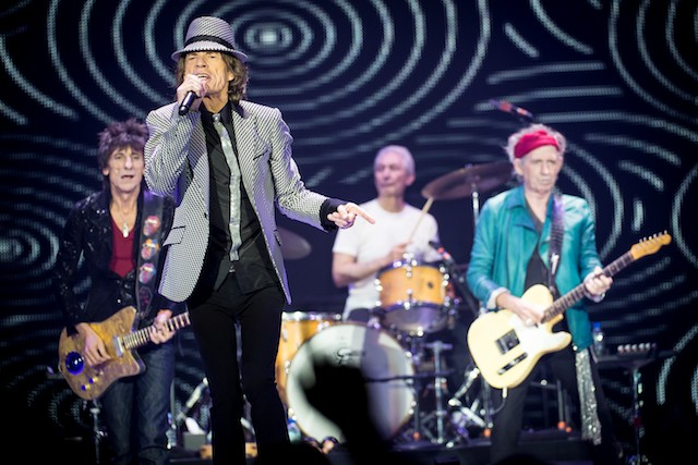 Rolling Stones Playing Surprise Show At The Echoplex Tonight