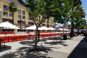 Pasadena Will Keep Outdoor Dining Open -- For Now
