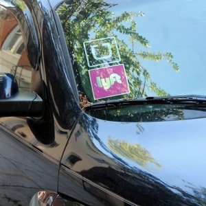 Workers Turn To Gig Platforms Like Uber And Lyft As An 'Alternative Safety Net'