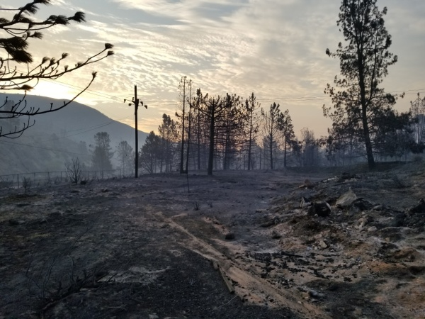 'It Was A Moonscape': One Man Reflects On Losing Everything In The Lake Fire