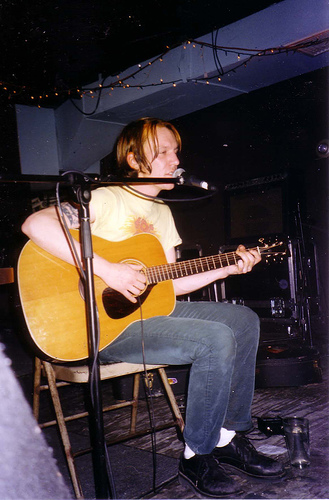 Elliott Smith And The Big Nothing Laist