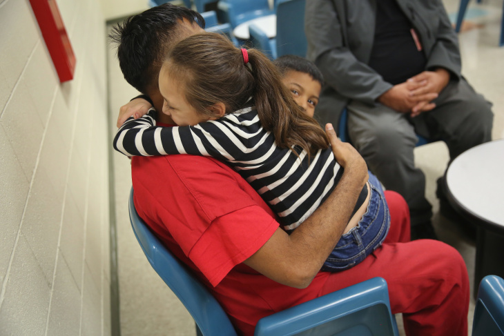 Who's Visiting Immigrant Detainees At The Adelanto Detention