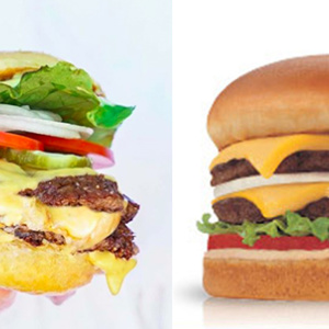 In-N-Out Suing Smashburger Over 'Triple Double' Burger