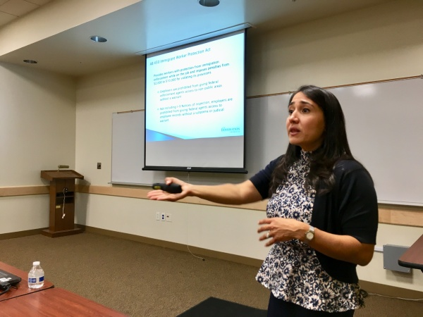Can Immigration Agents Arrest Students On College Campuses?