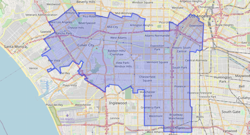 Your Guide To The March 2 Special Election For LA's 30th District State Senate Seat