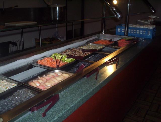 sushi section