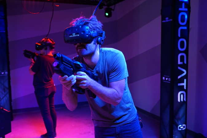 Downtown LA's Massive Immersive VR Theme Park Might Just Blow Your Mind