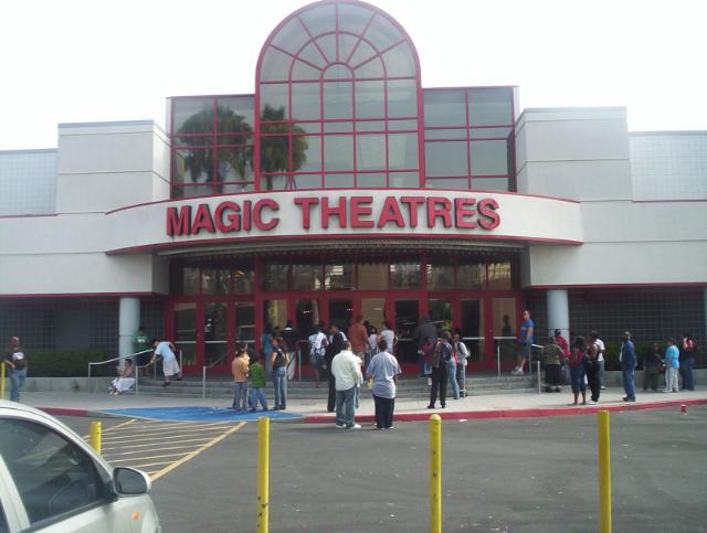 A Magic theater experience
