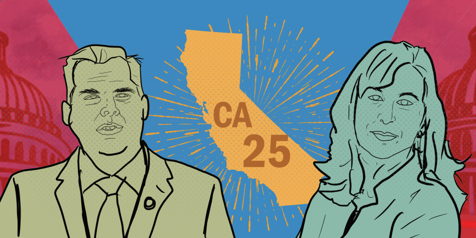Congress: What You Need To Know About SoCal's 25th District Race