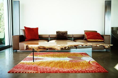 Mark Mothersbaugh rug scion