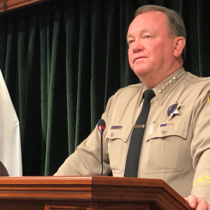 Outgoing LA Sheriff Warns Against Backsliding On Reforms