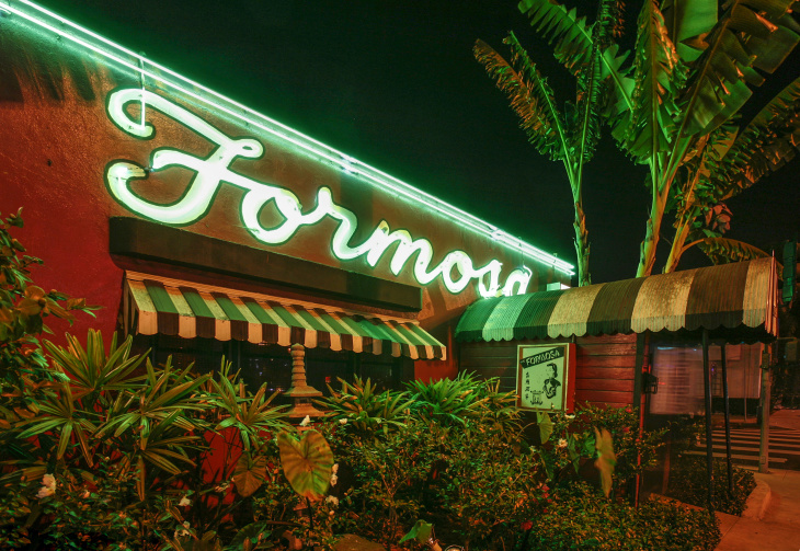 The Formosa Cafe Still Has Its Swagger — And A Room Devoted To Asian Actors In Hollywood: LAist