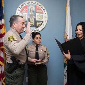 LA Sheriff Eliminates Some Deputy Disciplinary Rules And Weakens Others