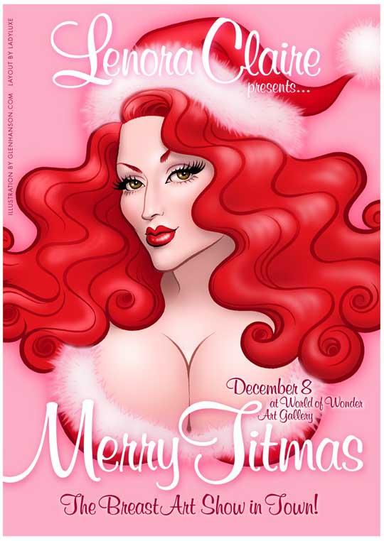 merry titmas looks fun