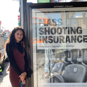Shocking LA Ad Campaign Offers Fake Insurance For Gun Violence. 14 Teens Are Behind It