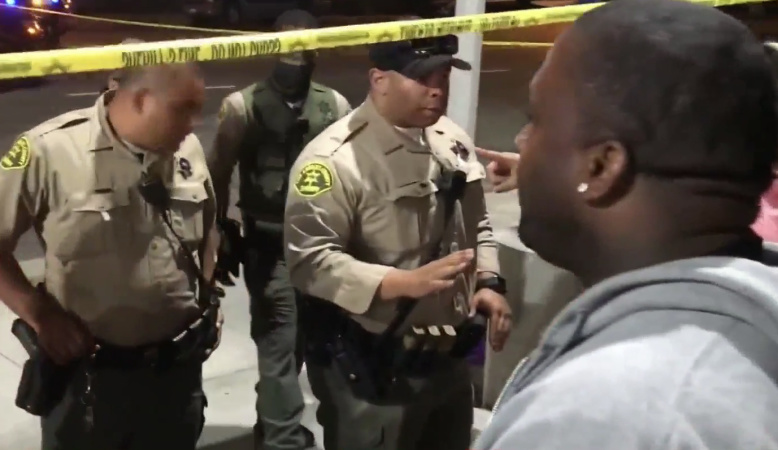 Sheriff's Department Says Shooting Victim Possessed An Illegal Gun. Family Disputes That Claim