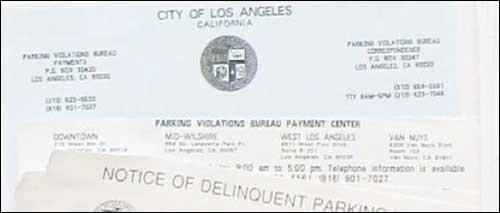 City Of Los Angeles Parking Violation >> Think You Re Frustrated With Parking Tickets Laist