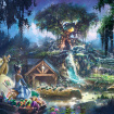 Splash Mountain's Replacing Its Racist Heritage With A Black Disney Princess