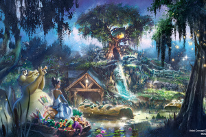 Splash Mountain's Replacing Its Racist Heritage With A Black Disney Princess