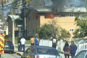 Fire Displaces Residents At San Bernardino Apartments Owned By Subject Of Our Landlord Investigation