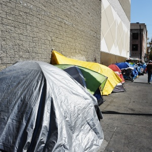 LA Leads The Nation In Chronic Homelessness