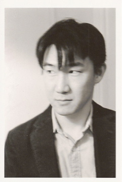 Ed Park, founding editor of The Believer, editor at The Poetry Foundation, and author of Personal Days