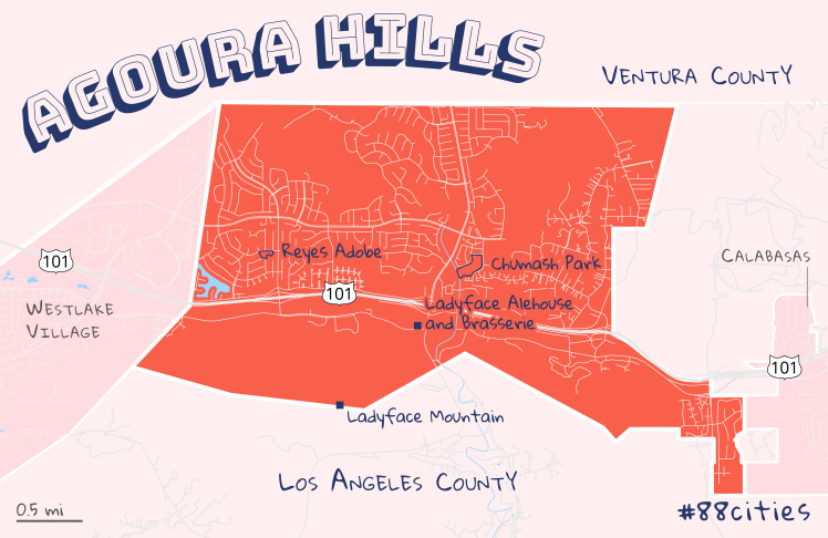 We're Exploring LA County's 88 Cities. Here's Your Guide To Agoura Hills