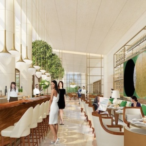 Famed Chef Jean-Georges Bringing West Coast Restaurant To Beverly Hills Waldorf Astoria