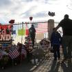 Anti-Sharia Law Protests Take Place Near San Bernardino Terrorist Attack Site