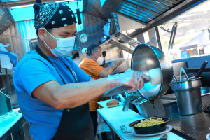 Street Food Vendors Face A Months-Long Struggle To Get Vaccinated