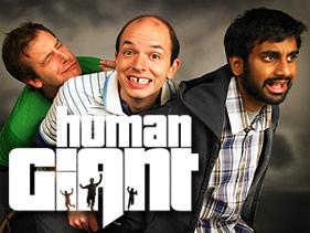 Human Giant on MTV