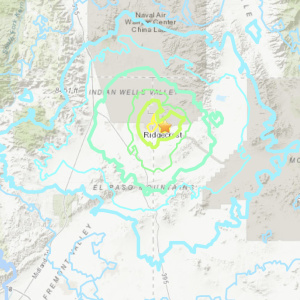This Morning's 4.9 Earthquake Near Ridgecrest May Have Jolted You, But It's Completely Normal